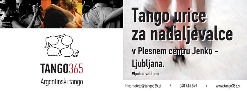 Tango urice v Ljubljani vabijo!